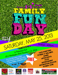 fun day flyer template from coronetpublications com fun day flyer template from coronetpublications com