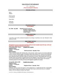 Australian Resume Builder Qopo