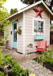 Escape From Stress in Your Own Special She Shed