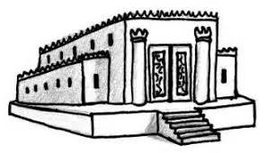 Small Picture Solomon Builds the Temple Mission Bible Class solomons temple