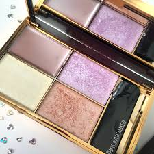 usa sleek makeup highlighting solstice palette strobing review swatches