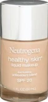 get ations neutrogena healthy skin liquid makeup