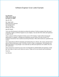 Internship Application Letter Cover Letter For Engineering Internship 5950