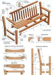 japanese furniture plans 2. Simple Plans Japanese Furniture Plans 2 Garden Bench Outdoor  Free 2 In Japanese Furniture Plans