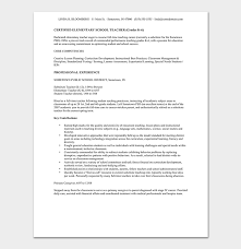 Elementary School Teacher Resume Interesting Teacher Resume Template 48 Samples Formats
