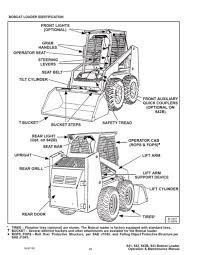 luxury 641 ford tractor wiring diagram illustration everything you Bobcat 873 Parts Diagram bobcat 641 642 b 643 operation & maintenance manual owners 6570241