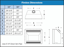 stunning fireplace dimensions perfect fmi direct vent fireplace tudor dimensions