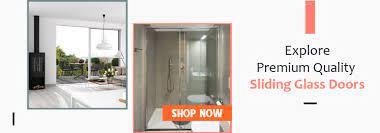 what is standard sliding glass door