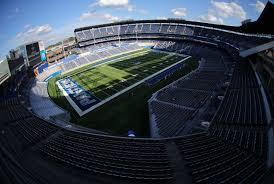 Dont Call It A Comeback Georgia States New Stadium Comes