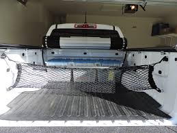 diy cargo net for truck bed ideas