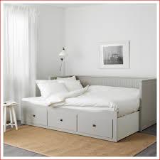 Ikea Hemnes Schlafzimmer Ideen Bettgestell Grau Lasiert Within Bett