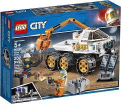 Lego City Space 60225 Prova di Guida del Marte Rover (202 Pezzi):  Amazon.it: Elettronica