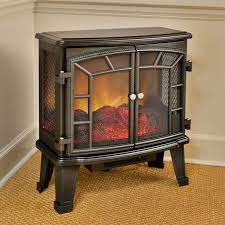 duraflame 950 black electric fireplace stove with remote control with regard to duraflame electric fireplace
