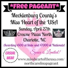 VoyForums NORTH CAROLINA SOUTH CAROLINA INTERNATIONAL PAGEANTS