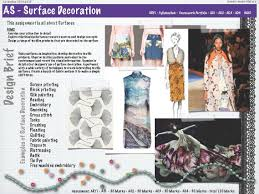 Textile Designing Course Details Design Brief For The New As Textiles Course Following The