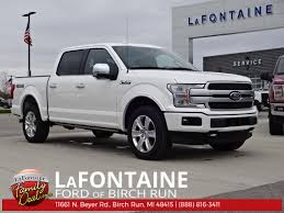 New 2019 Ford F-150 Platinum 4D SuperCrew in #19D241 | LaFontaine ...