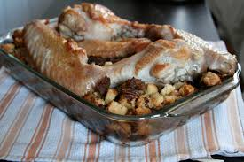 American Test Kitchen Turkey The Bitten Word Thanksgiving 2010 Rustic Bread Stuffing With