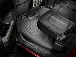 backseat floor mats w seat up dog ford f150 15 446972 wo jpg
