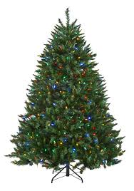Vibrant Pre Lit Christmas Tree Clearance Sweet Artificial Trees Timeless  Holidays