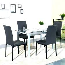 small round dining table and chairs glass dining table set contemporary small round dining table and