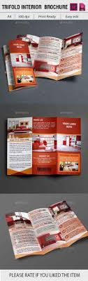 Interior Design Brochure Template Gorgeous 44 Best Interior Design Flaers Print Templates PSD Images On