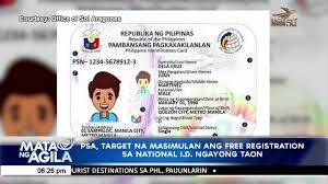 Ngayong Masimulan d Youtube Free Registration Taon - Sa I Na Psa Target National Ang