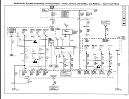 gmc envoy radio wiring diagram gmc wiring diagrams online