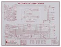 corvette c3 wiring harness diagrams from mid america motorworks 1973 corvette chassis wiring harness diagram