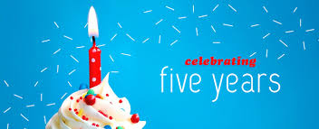 Image result for 5 years smoke free