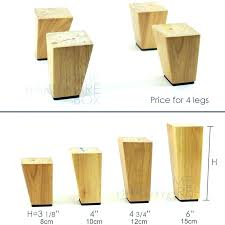 wood desk legs furniture legs sofa leg wooden cabinet natural wood furniture square pertaining wood desk legs