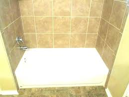 how to install a bathtub surround bathtub surround kits how to install a tub surround tile