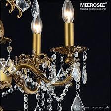 color crystal chandelier vintage 8 lights brass color crystal chandelier lamp crystal re bronze finish light color crystal chandelier newly brass