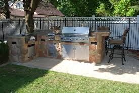 Outdoor Bbq Kitchen Likewise Outdoor Bbq Grill Designs As Well Outdoor Kitchen Designs