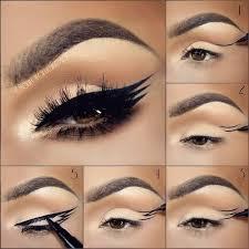 triple winged eyeliner 17 great eyeliner hack for makeup junkies makeup t
