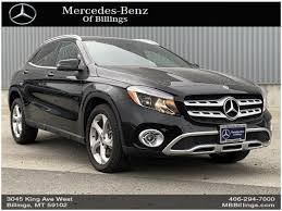 Rigorous inspection 6 model years or newer less than 75,000 miles. New 2020 Mercedes Benz Gla 250 For Sale At Mercedes Benz Of Billings Vin Wdctg4gbxlu024515