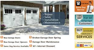 orlando fl garage door repair and installation