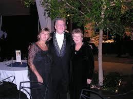 rita kress. an achc gala event at bausch \u0026 lomb hq in rochester, early 2000s with karen, rita, and billy rita kress
