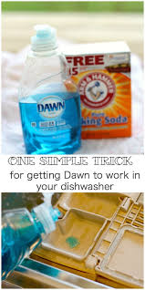 2 ing homemade dishwasher detergent