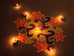 home decoration and auspicious festivities diwali celebration