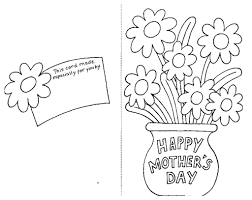 Day Cards To Print Best Mothers Day Coloring Pages Pictures Cards And Cakes Print Free