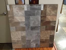 MULTIPLE TEXTURE STONE TILE WALLPAPER Mosaic Wallpaper Www  ArtisticWallMurals Com Source · Wallpaper That Looks Like Tile Photo  Contemporary Tile Design
