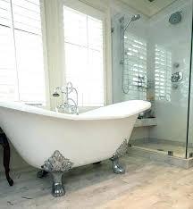used clawfoot bathtub clawfoot bathtub shower curtain liner