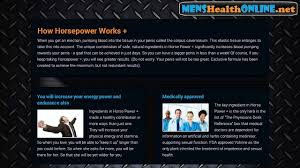how horsepower works horsepower plus review gain muscle and enhance sexual performance
