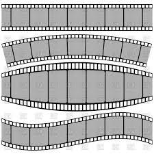 Film Strips Pictures Set Of Film Strips Vector Illustration Of People Valeo5 54801