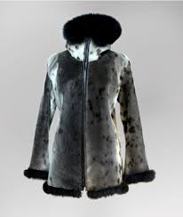 seal fur coat