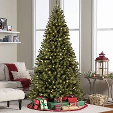 Best Choice Products 75FT PreLit Premium Spruce Hinged Pre Lit Spruce Christmas Tree
