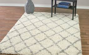 round blue wool scenic rug sisal wayfair large and light area outdoor pads white foot pad