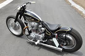 yamaha xs650 bobber bike exif