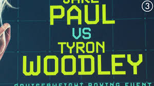 However, your purchase on fite gets you unlimited replays of the. Jake Paul Vs Tyron Woodley How To Watch Stream Odds Card Wkyc Com