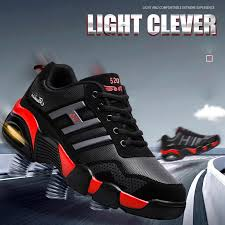 Men's Breathable <b>High Top</b> Sport <b>Soft</b> Sneakers Fashion Casual ...